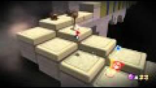 Super Mario Galaxy 2 - Flip-Out Galaxy: Cosmic Clone Wall Jumpers