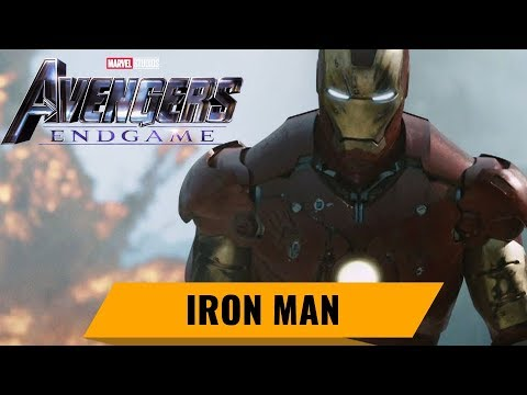 Avengers 4 Endgame Countdown: Iron Man