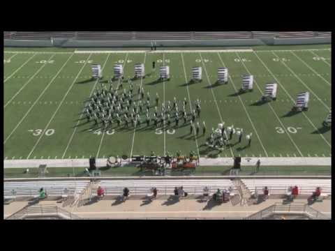 Mabank High School Band Area B Prelims 2016