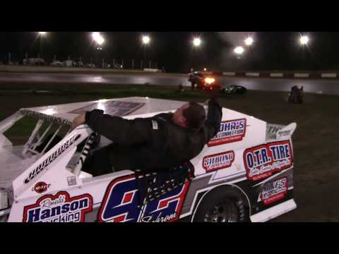 6-8-19 Peoria Speedway B-Modified Feature Highlights
