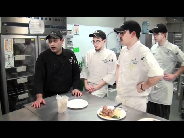 Yin and Yang à la Chef Bikram