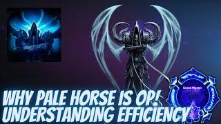 Malthael Last Rites - Undersтanding Efficiency, Why Pale Horse is OP! - Grandmaster Storm League