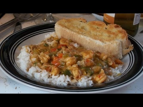 Crawfish Stew:Crawfish Etouffee Recipe
