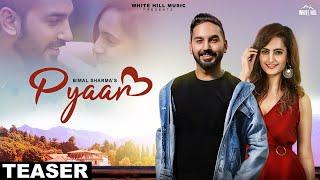 Pyaar (Teaser) Bimal Sharma | Harsh Rana | Dhritii Patell | Rel on 19th April | White Hill Music