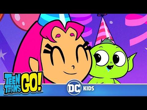 Teen Titans Go! på Svenska | Beast Boys glada dag | DC Kids Mp3