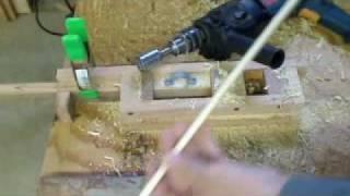 Making Wooden Arrow Shafts.flv