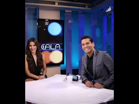 Entrevista Completa de Catherine Siachoque  Cala Show CNN En Español