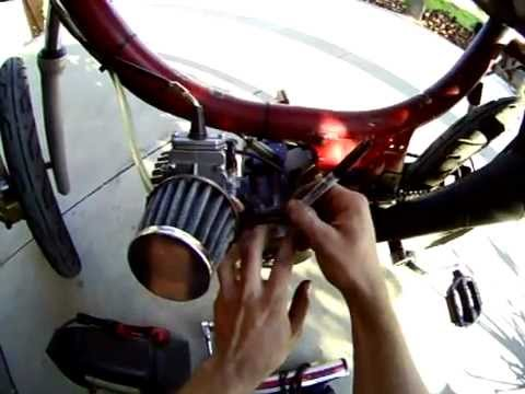How to time a Puch moped! by Jake Perkio