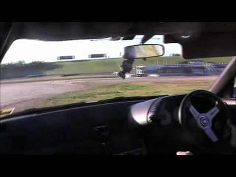 Na Skyline Drifting At Eastern Creek Peanut Track In Car