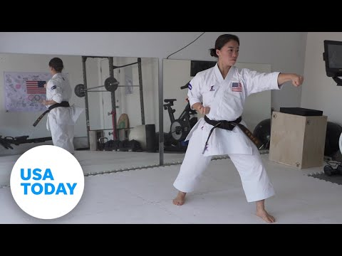 First-time Olympic athletes share their feelings leading up to the Tokyo Games | USA TODAY