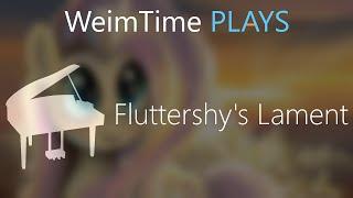 """""""WeimTime Plays"""" - Fluttershy"""