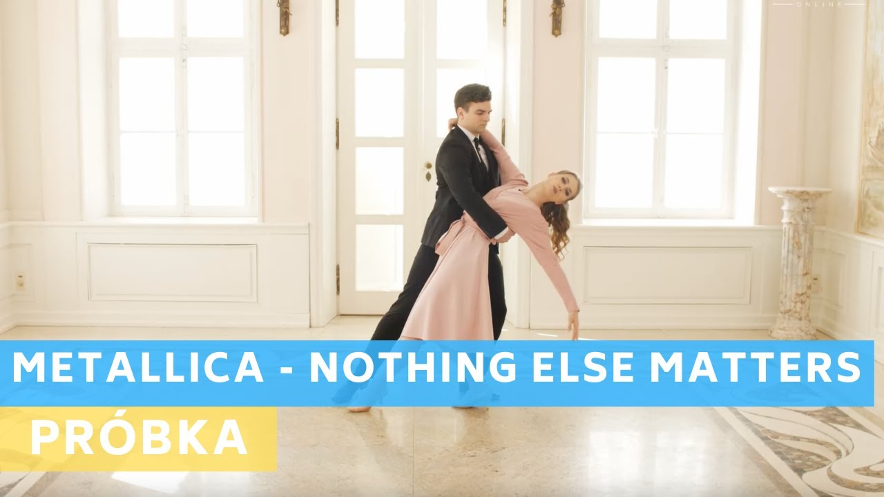 Sample tutorial in polish : Metallica - Nothing Else Matters | Wedding Dance | First Dance Online
