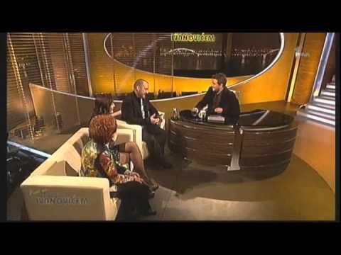Aleksandra Radovic u emisiji Veče sa Ivanom Ivanovićem