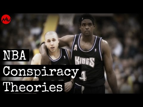 Most Popular NBA Conspiracy Theories