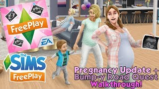You asked for it, and now it's HERE! The Sims Freeplay now has.... ...