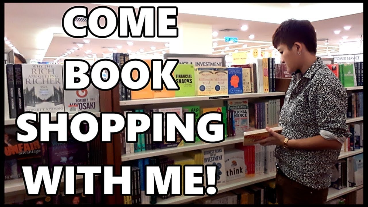 Come Book Shopping With Me | Forex Trading Books Haul