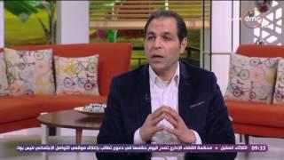 8 الصبح - الكابتن تامر عبد الحميد : منتخب المغرب كعبه عالي عليا ودي حقيقة لا يمكن إنكرها