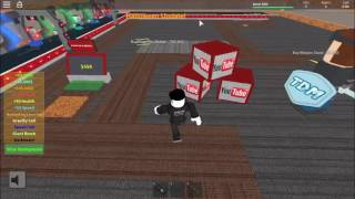 The Yotube ROBLOX factory Part 1
