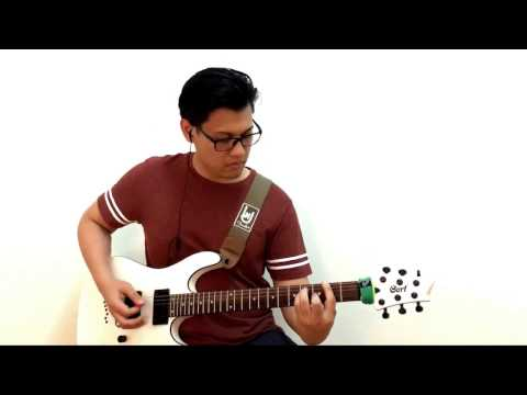 Melompat Lebih Tinggi - Sheila On 7 (Ezri Shah guitar cover)
