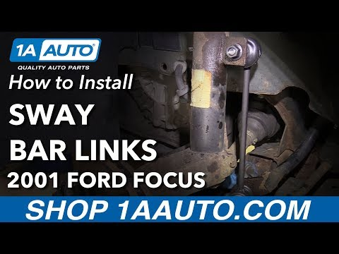 FORD FUSION 02-TWO FRONT TRACK ROD ENDS /& TWO ANTI ROLL BAR LINKS  LEFT /& RIGHT