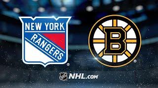 Zuccarello's OT winner propels Rangers past Bruins