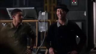 Tom Cavanagh Harry and H.R ( The Flash )