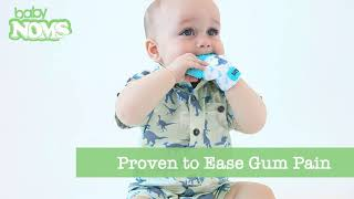 Best Baby Teething Toys 2018-2019   BabyNoms Teething Mittens