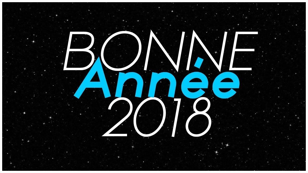 D compte nouvelle ann e 2018 lancer 23h55 youtube - Bonne nouvelle anne ...