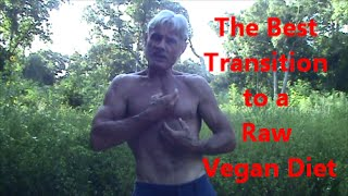 Best Transition to a Raw Vegan Diet