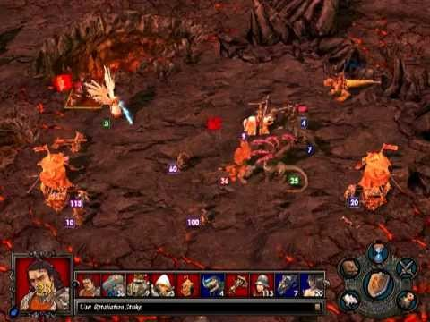 Heroes of Might & Magic 5 Gameplay |