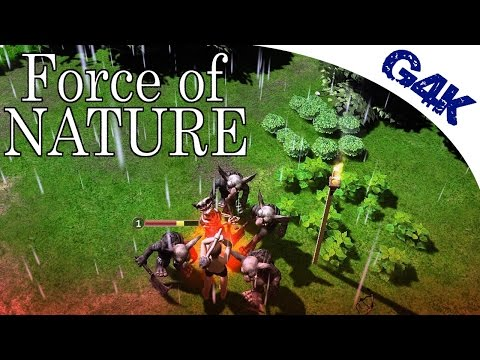 Goblins, Death & Christmas Trees | Force of Nature Island Survival | E02