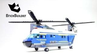 Kijk LEGO City 4439 Vrachthelikopter filmpje