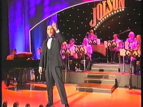 Brian Conley sings