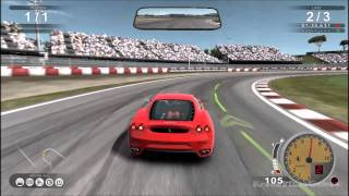 Test Drive: Ferrari Racing Legends Gameplay PC HD