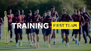 Inside Training | Pre Brighton