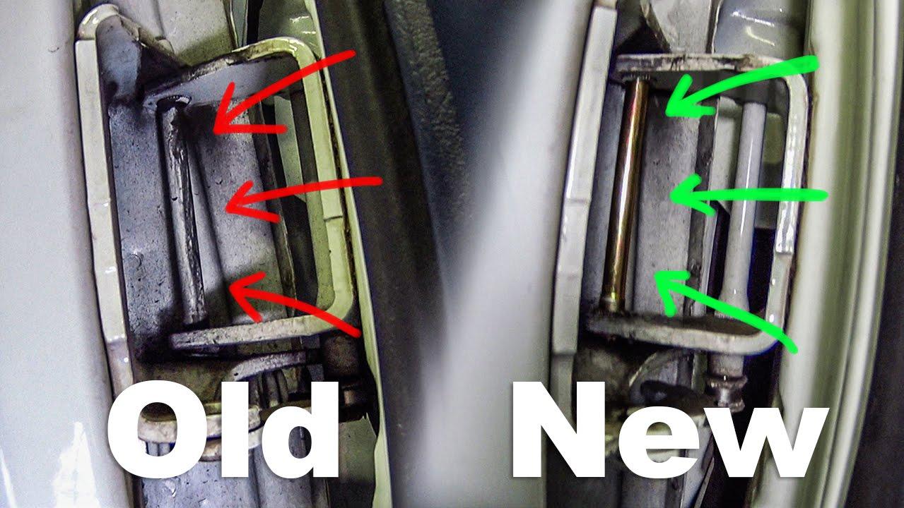 1998 Chevy Silverado Door Parts
