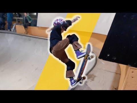 Virtual Exposure 2020! Olive Morwenna Newman Skates Englands Best Skateparks