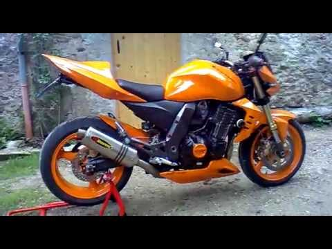 Kawasaki Z1000Orange Devil