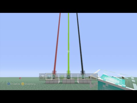 how to make colored windows in minecraft