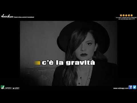 Francesca Michielin - Bolivia (Karaoke HQ con cori)