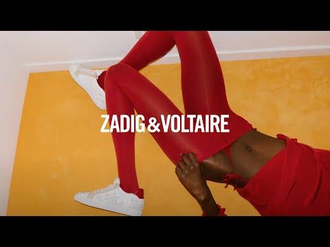Zadig Rocks Sneakers // FW17 | Zadig & Voltaire