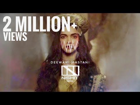 Deewani Mastani (NISHIT Remix)   Trap