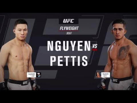 EA Sports UFC 3 - Giving out Boxing Lessons