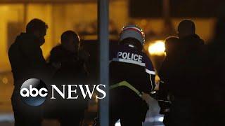 Teen kills teacher in front of Paris school in horrific attack   WNT