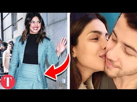 Priyanka Chopra Pregnant With Nick Jonas First Baby