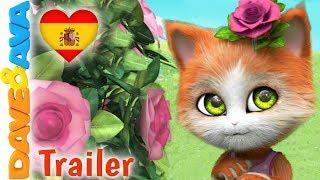 🙌 A la Rueda, Rueda - Trailer   Canciones Infantiles   Videos para Niños de Dave y Ava 🙌