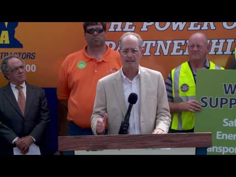 State Labor, Business and Community Leader Support for Line 3 – June 13, 2017