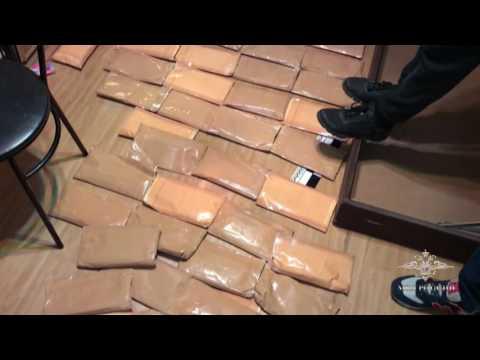 Столичные полицейские обнаружили у гражданина 32 килограмма героина