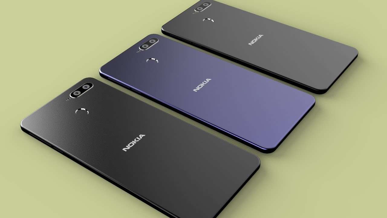 Nokia EDGE 2019 - 5G Network With 41MP DSLR Camera, Specifications, Price  in India, Release Date