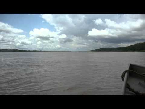 Timelapse down the Maranon River